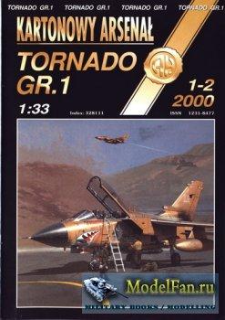 Halinski - Kartonowy Arsenal 1-2/2000 - Tornado Gr.1