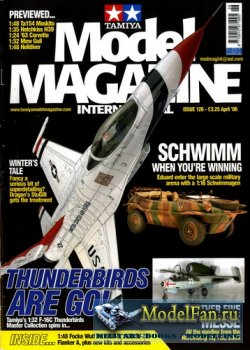 Tamiya Model Magazine International №126 (April 2006)