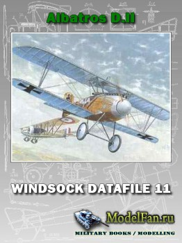 Windsock - Datafile 11 - Albatros D.II