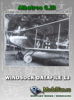 Windsock - Datafile 13 - Albatros C.III