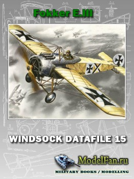 Windsock - Datafile 15 - Fokker E.III