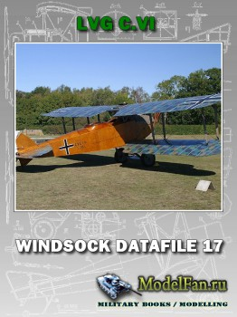 Windsock - Datafile 17 - LVG C.VI
