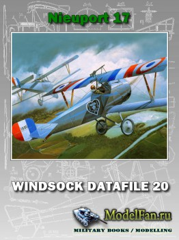Windsock - Datafile 20 - Nieuport 17