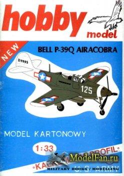 Hobby Model №2 - Bell P-39Q Aircobra