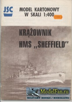 JSC 001 - Heavy Cruiser HMS Sheffield