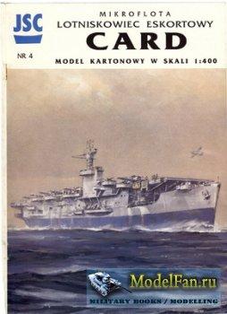 JSC 004 - USS Card