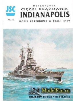 JSC 010 - Heavy Cruiser CA-35 USS