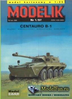 Modelik 1/1997 - Centauro B-1