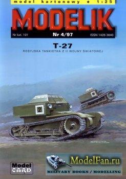 Modelik 4/1997 - T-27
