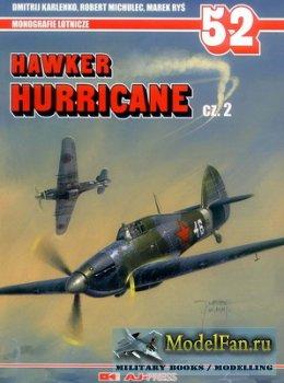 AJ-Press. Monografie Lotnicze 52 - Hawker Hurricane Cz. 2