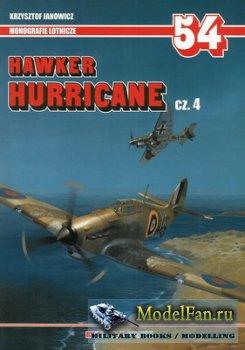 AJ-Press. Monografie Lotnicze 54 - Hawker Hurricane Cz. 4