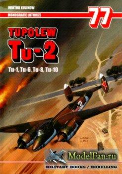 AJ-Press. Monografie Lotnicze 77 - Tupolew Tu-2