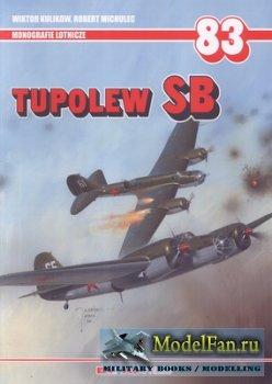 AJ-Press. Monografie Lotnicze 83 - Tupolev SB