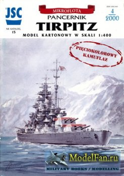 JSC 015 - DKM Tirpitz