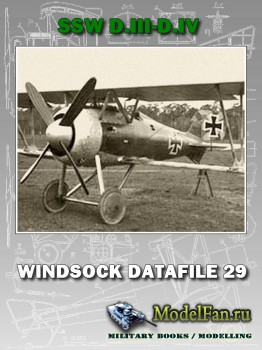 Windsock - Datafile 29 - SSW D.III-D.IV