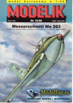Modelik 10/1998 - Messerschmitt Me 263