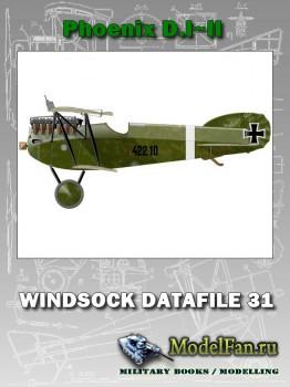 Windsock - Datafile 31 - Phoenix D.I~II
