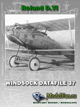 Windsock - Datafile 37 - Roland D.VI