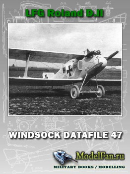 Windsock - Datafile 47 - LFG Roland D.II