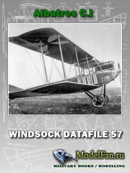 Windsock - Datafile 57 - Albatros C.I