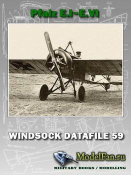 Windsock - Datafile 59 - Pfalz E.I~E.VI
