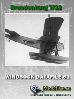 Windsock - Datafile 61 - Brandenburg W12