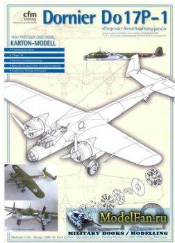 CFM Verlag - Dornier Do-17 P-1