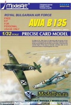 ModelArt - Avia B-135