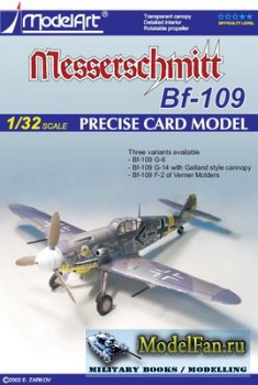ModelArt - Messerschmitt Bf-109