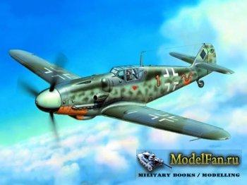 ModelArt - Messerschmitt Bf-109 G-6