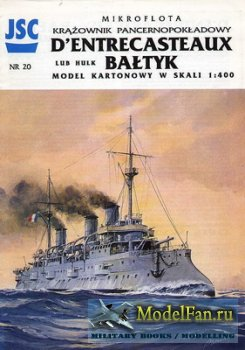 JSC 020 - D'entrecasteaux or ORP Baltyk