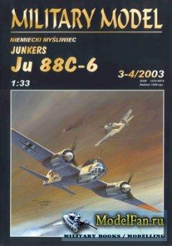Halinski - Military Model 3-4/2003 - Junkers Ju 88C-6