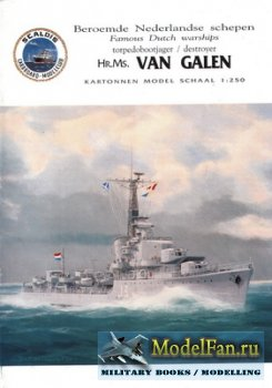 JSC - Destroyer Hr.Ms. Van Galen
