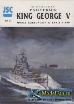 JSC 024 - King George V