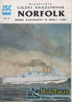 JSC 026 - Heavy Cruiser HMS Norfolk