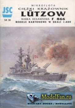 JSC 030 - Pocket Battleship DKM Lutzow