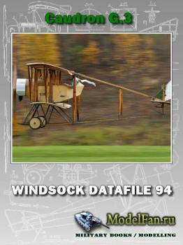 Windsock - Datafile 94 - Caudron G.3