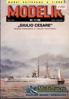 Modelik 11/1998 - Giulio Cesare