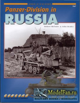 Concord 7047 - Armor At War Series - Panzer-Division in Russia