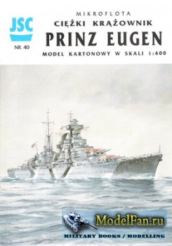 JSC 040 - Heavy Cruiser DKM Prinz Eugen