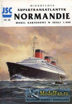 JSC 048 - Liner SS Normandie