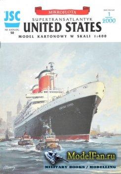JSC 050 - Liner SS United States