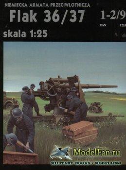 Halinski - Military Model 3-4/1995 - FLAK 36/37 88mm