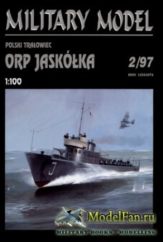 Halinski - Military Model 2/1997 - ORP Jaskolka
