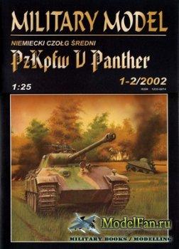 Halinski - Military Model 1-2/2002 - PzKpfw V Panther