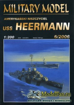 Halinski - Military Model 6/2006 - USS Heermann