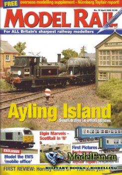 Model Rail № 78 April 2005