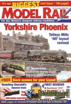 Model Rail № 75 January 2005