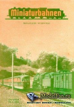Miniaturbahnen Nr. 2/1948