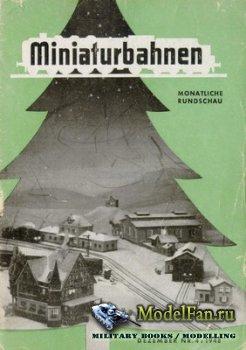Miniaturbahnen Nr. 4/1948